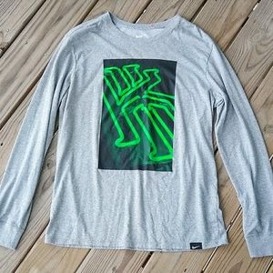 NIKE Dri Fit Athletic Cut Better World Long Sleeve